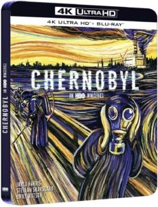 Chernobyl 4K Steelbook Frankreich