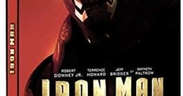 Iron Man 4K Steelbook