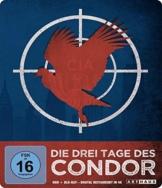 Die drei Tage des Condor / Limited Steelbook Edition