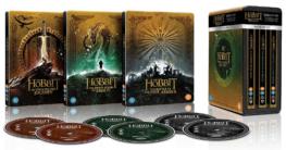 Der Hobbit Triologie - Limited Edition 4K Ultra HD Steelbook Kollektion