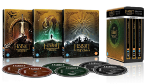 Der Hobbit Triologie - Limited Edition 4K Ultra HD Steelbook Kollektion