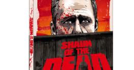 Shaun of the Dead Steelbook Vorderseite