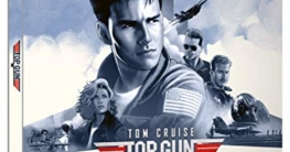 Top Gun Limited Steelbook (4k UHD) [Blu-ray]