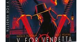V wie Vendetta - Limited Steelbook 4k UHD + Blu-ray