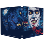 An American Werewolf in London Zavvi Steelbook Aussenseiten