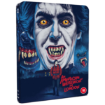 An American Werewolf in London Zavvi Steelbook Vorderseite