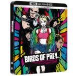 Birds of Prey 4K Steelbook