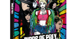 Birds of Prey 4K Steelbook