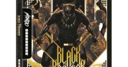Black Panther Mondo 4K Steelbook Vorderseite
