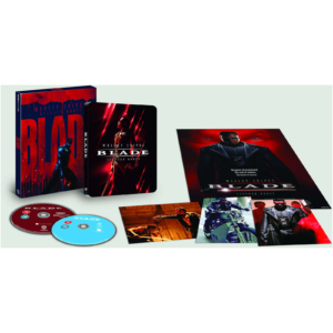 Blade - Zavvi Exklusives 4K Ultra HD Steelbook