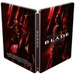 Blade - Zavvi Exklusives 4K Ultra HD Steelbook Aussenseite
