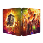 Doctor Who - Limited Edition 50th Anniversary Steelbook Aussenseite