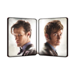 Doctor Who - Limited Edition 50th Anniversary Steelbook Innenseite