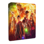 Doctor Who - Limited Edition 50th Anniversary Steelbook Vorderseite