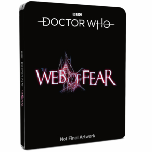 Doctor Who - The Web of Fear Steelbook