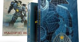 Pacific Rim - Limited Edition Titans of Cult 4K Ultra HD Steelbook