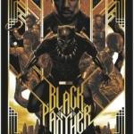 Black Panther Mondo 4K Steelbook
