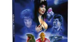Elvira - Herrscherin der Dunkelheit Zavvi Steelbook