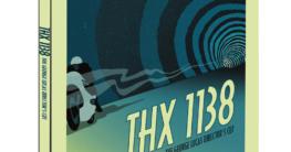 THX 1138 - Zavvi Exklusives Sci-fi Destination Serie 2 Steelbook Vorderseite