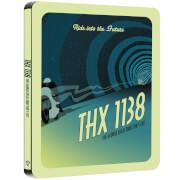 THX 1138 - Zavvi Exklusives Sci-fi Destination Serie #2 Steelbook