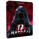 12 Monkeys - Zavvi Exclusive Steelbook Vorderseote