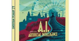A.I - Zavvi Exklusives Sci-fi Destination Series Steelbook