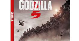 Godzilla Zavvi 4K Steelbook