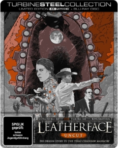 Leatherface TurbineSteelCollection