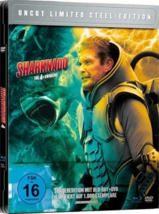 Sharknado 4 - The 4th Awakens FuturePak