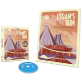Logan's Run Zavvi Steelbook