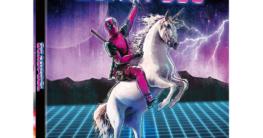 Marvel Studio's Deadpool - Zavvi Exclusive 4K Ultra HD Lenticular Steelbook