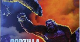 Godzilla vs. Kong 4K UHD Steelbook Vorderseite