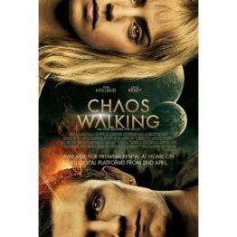 Chaos Walking - Limited Edition 4K Ultra HD Steelbook (Inkl. Blu-ray)