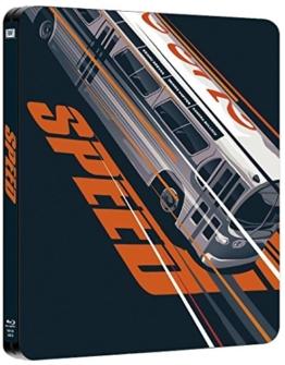 Speed - Exklusiv Limited Steelbook Edition Vorderseite