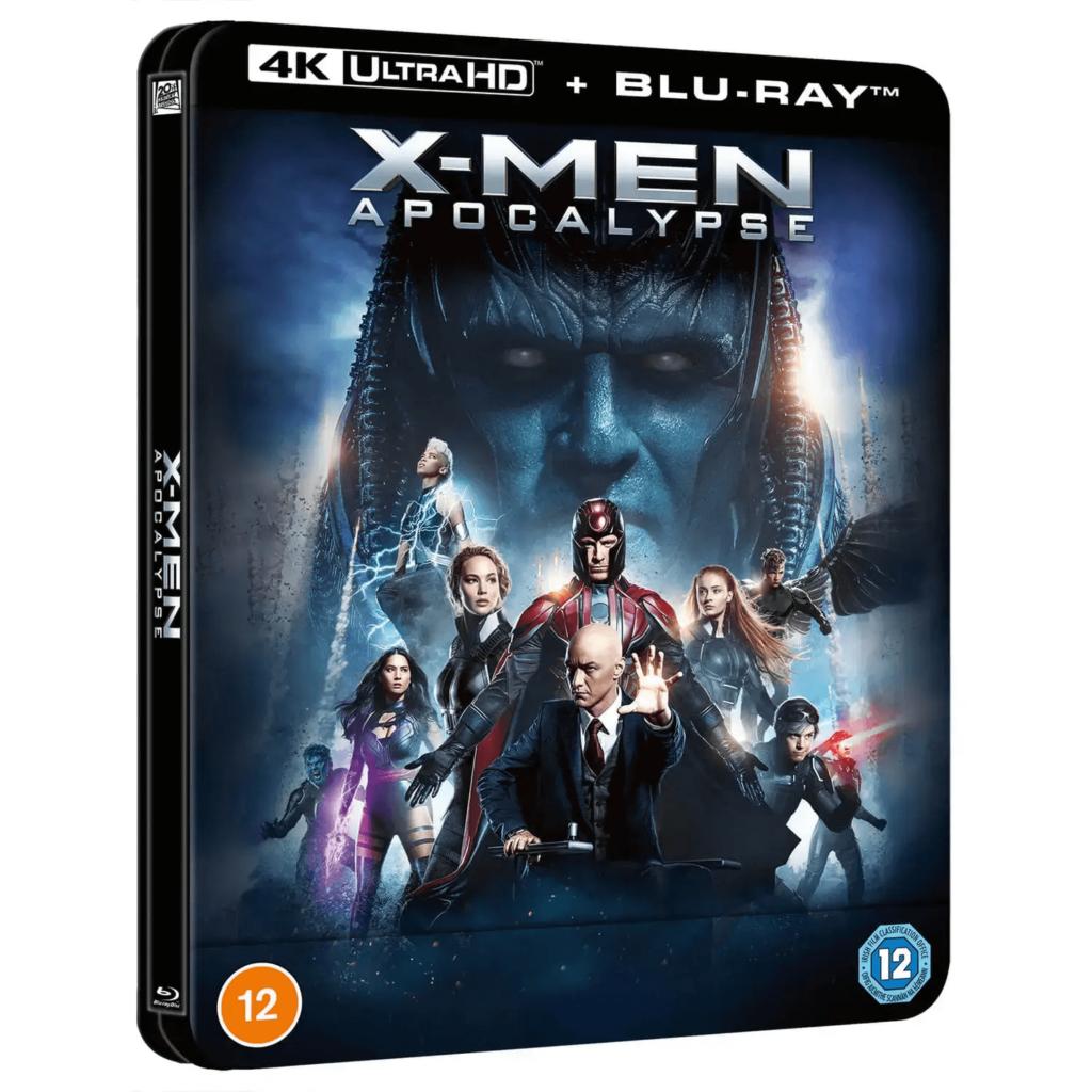 Marvels-X-Men-Apocalypse-4K-Lenticular-Steelbook-Vorderseite