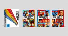 Star Trek: Raumschiff Enterprise - Limited Complete Steelbook Edition Blu-ray