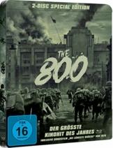 The 800 - Steelbook [Blu-ray] seitlich