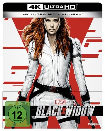 Black Widow 4K UHD Edition (Steelbook)