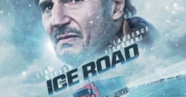 The Ice Road 4K UHD Steelbook