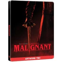 Malignant - Zavvi Exclusive Blu-ray Steelbook