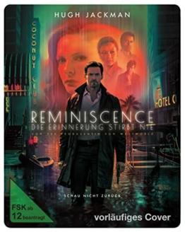 Reminiscence - Die Erinnerung stirbt nie - Limited Blu-ray Steelbook